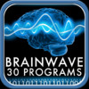 Brain Wave - 30 Advanced Binaural Brainwave Entrainment Programs and Relaxing Ambience