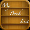 My Book List - Carry your booklist collection with you and add with ISBN