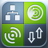 Network Analyzer - ping, traceroute, whois, DNS, net speed, port & wifi scanner