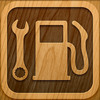 Gas Cubby - Fuel Economy & Service Log
