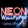 Neon Wallpaper Maker - Custom Wallpapers/Backgrounds, Lock Screen & Home Screens